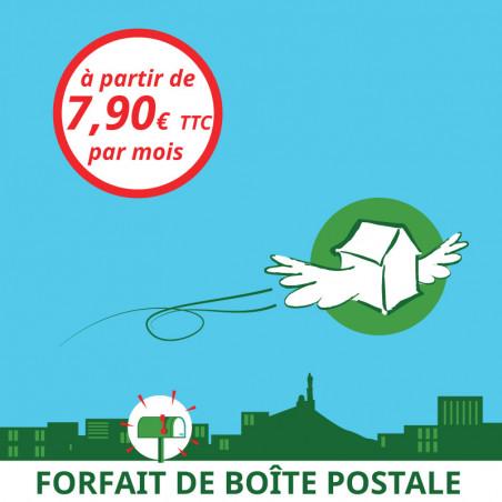Boîte Postale à Marseille BPM110