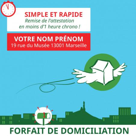 Boîte Postale à Marseille BPM120