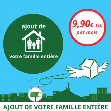 Boîte Postale à Marseille BPM220